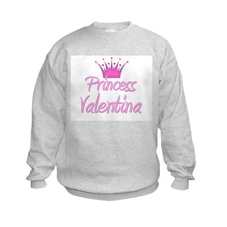 Princess Valentina Kids Sweatshirt