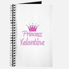 Princess Valentina Journal