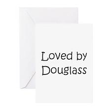 Cute Douglass Greeting Cards (Pk of 10)