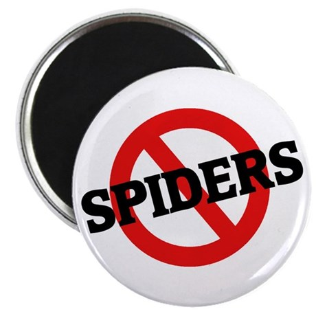 """Anti Spiders 2.25"""" Magnet (100 pack)"""