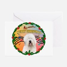 XmasMusic 3/OES #3 Greeting Cards (Pk of 10)