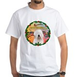 XmasMusic 3/OES #3 White T-Shirt