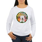 XmasMusic 3/OES #3 Women's Long Sleeve T-Shirt