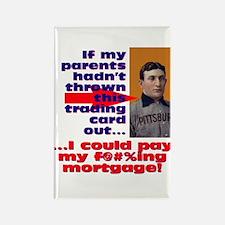 ...@#$%ing Mortgage! Rectangle Magnet