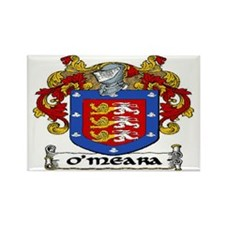 O'Meara Coat of Arms Magnets (10 pack)