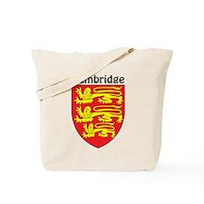 Cambridge Tote Bag