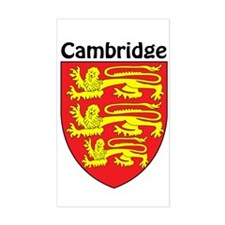 Cambridge Rectangle Decal