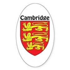Cambridge Oval Decal