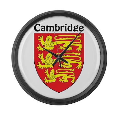 Cambridge Large Wall Clock
