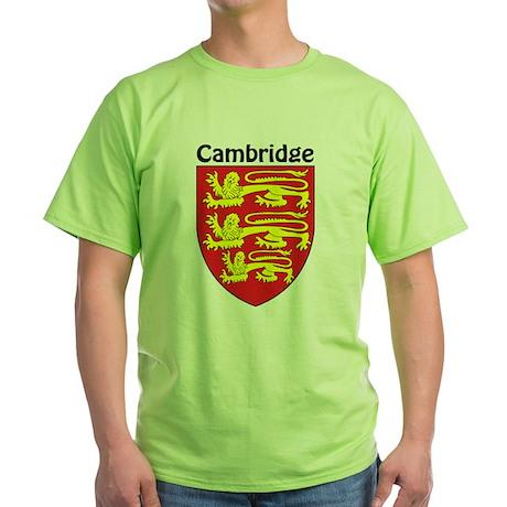 Cambridge Green T-Shirt