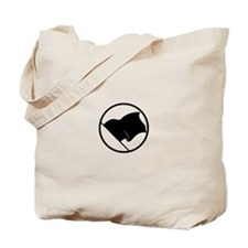 Anarchist's Flag Tote Bag