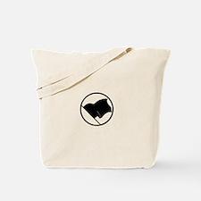 Anarchist's Flag Tote Bag