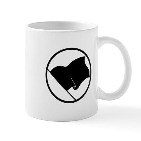 Anarchist's Flag Mug