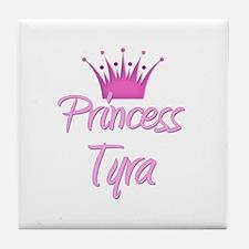 Princess Tyra Tile Coaster
