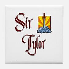 Sir Tylor Tile Coaster
