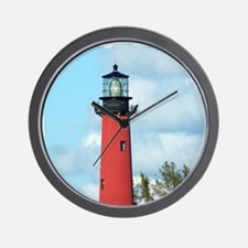 Jupiter Lighthouse Wall Clock