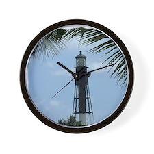 Hillsboro Inlet, Florida Wall Clock