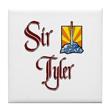 Sir Tyler Tile Coaster