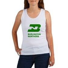 Burlington Northern Women's Tank Top