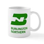 Burlington Northern Mug