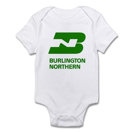 Burlington Northern Infant Bodysuit