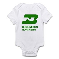Burlington Northern Infant Bodysuit