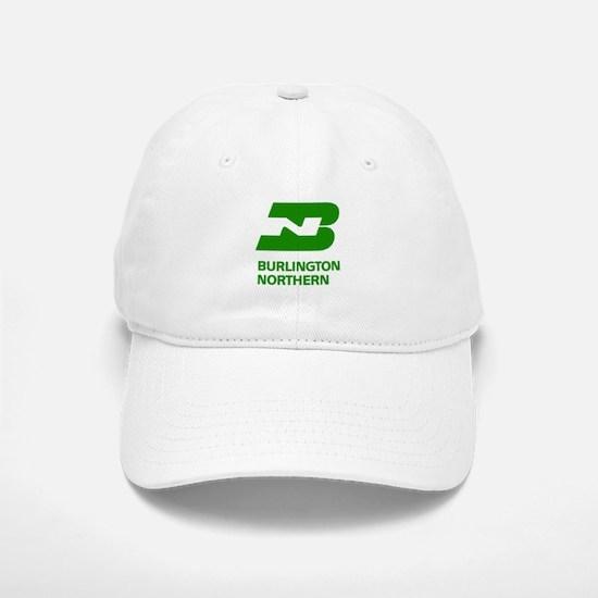 Burlington Northern Baseball Baseball Cap