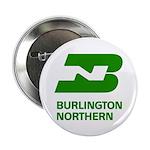 Burlington Northern Button (10 pack)