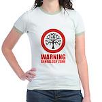 Genealogy Zone Jr. Ringer T-Shirt