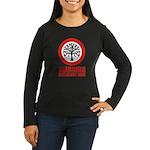 Genealogy Zone Women's Long Sleeve Dark T-Shirt