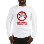 Genealogy Zone Long Sleeve T-Shirt