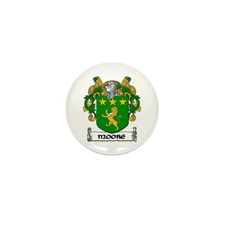 Moore Coat of Arms Mini Button (10 pack)