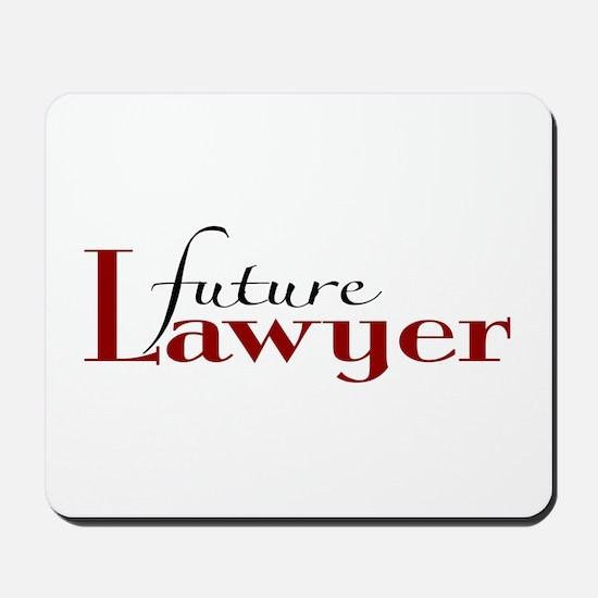 Future Lawyer Mousepad
