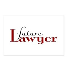 Future Lawyer Postcards (Package of 8)