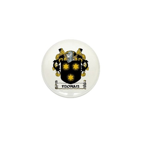 Moran Coat of Arms Mini Buttons (10 pack)