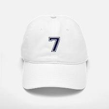 NUMBER 7 FRONT Cap