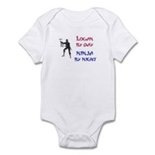 Logan - Ninja by Night Infant Bodysuit