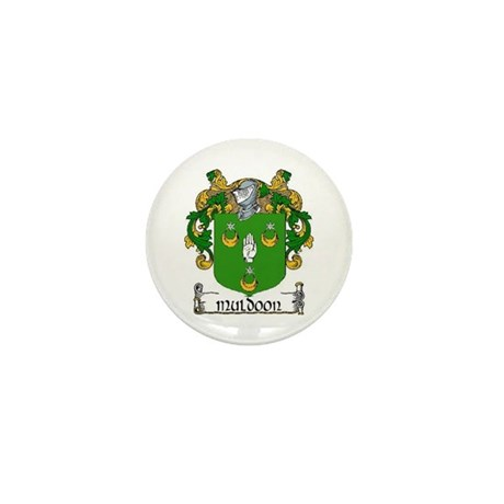 Muldoon Coat of Arms Mini Button (10 pack)