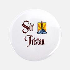 """Sir Tristan 3.5"""" Button"""