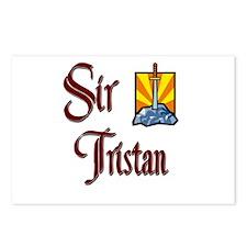 Sir Tristan Postcards (Package of 8)