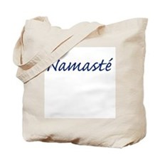 The Meaning of Namaste Tote Bag