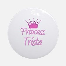 Princess Trista Ornament (Round)