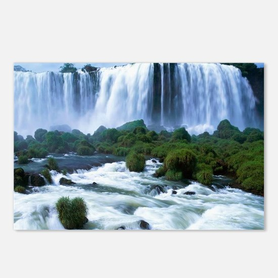 Scenic High Falls Wawa Canada Postcards (Package o