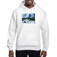 Scenic High Falls Wawa Canada Hoodie Sweatshirt