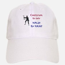 Christian - Ninja by Night Baseball Baseball Cap