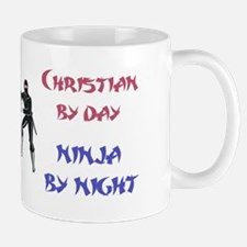 Christian - Ninja by Night Mug