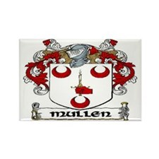 Mullen Coat of Arms Magnets (10 pack)