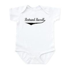 Bertrand Russell Infant Bodysuit