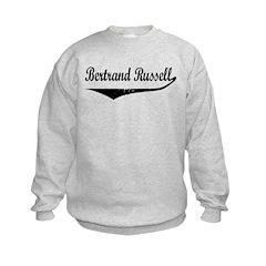 Bertrand Russell Sweatshirt