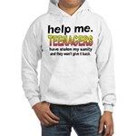 Stolen Sanity Hooded Sweatshirt